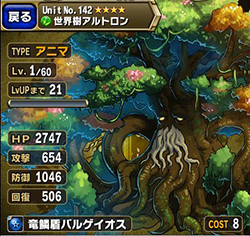 World Tree Altro