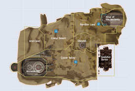 Map RF Online - Accretia HQ