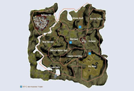 Map RF Online - Bellato HQ