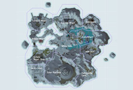 Map RF Online - Ether
